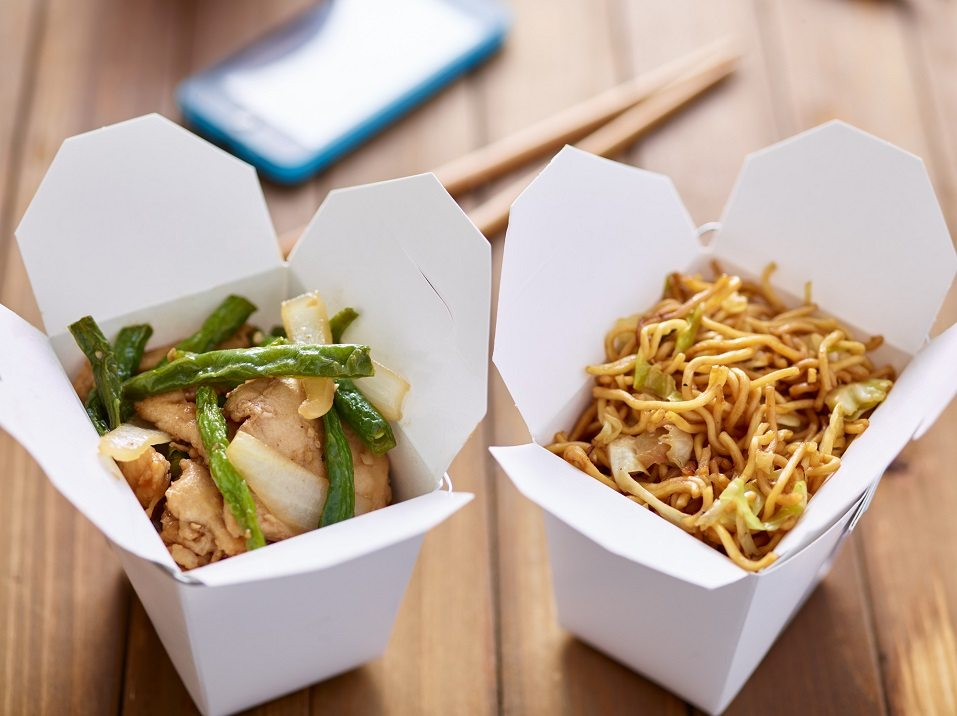Money grubbing: Why take out food is taking hold of your finances